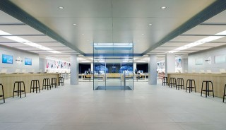 Apple retail store data recovery
