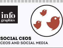Social network participation among Fortune 500 CEOs