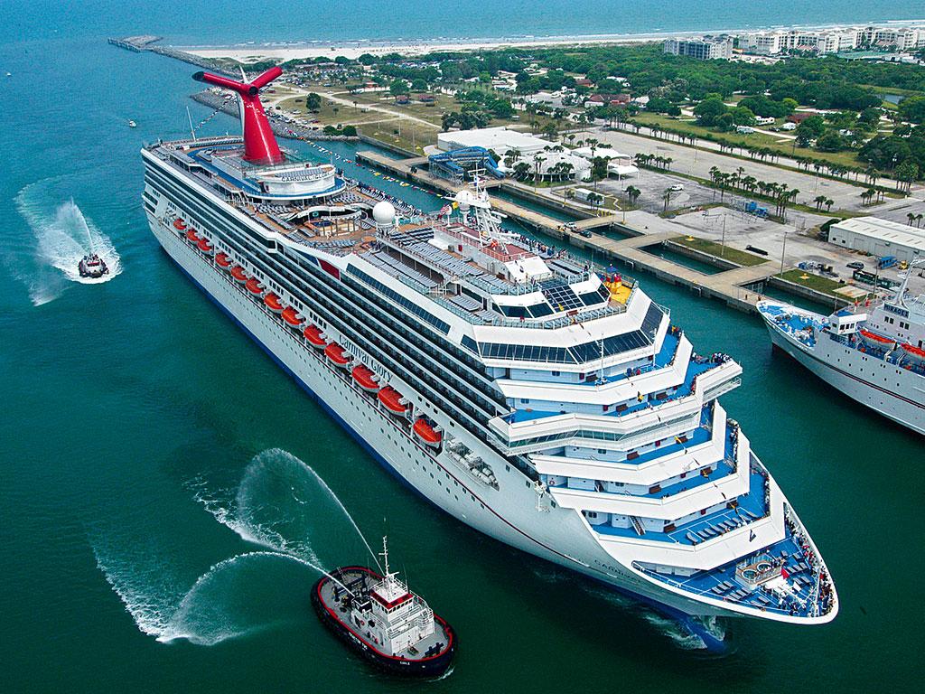 carnivil cruise line: