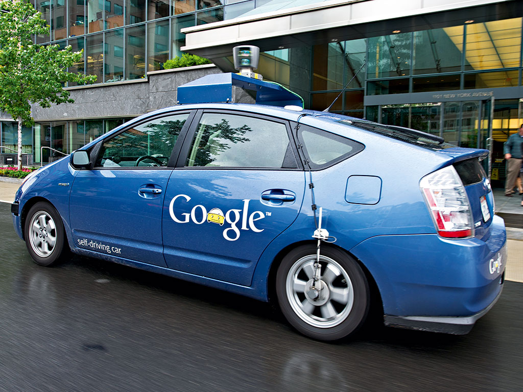 Google S Driverless Cars The New Economy
