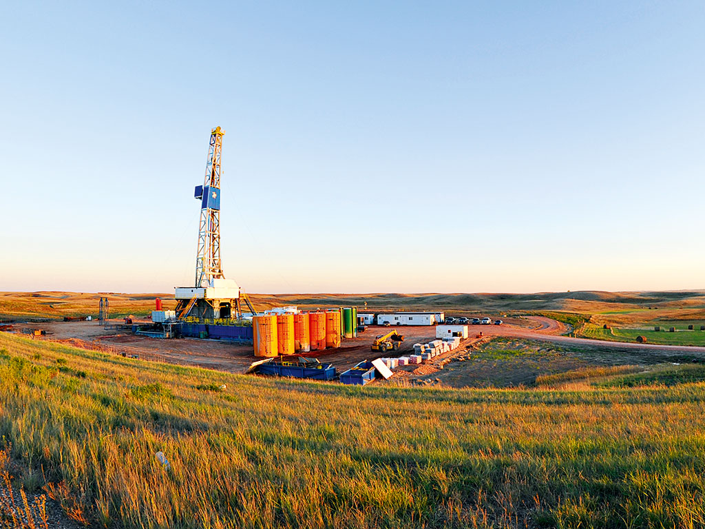 oil boom in north dakota North dakota expects to hit oil production record in 2018  helms was asked during a webinar for reporters tuesday whether he thought north dakota was embarking on a second oil boom, or getting .