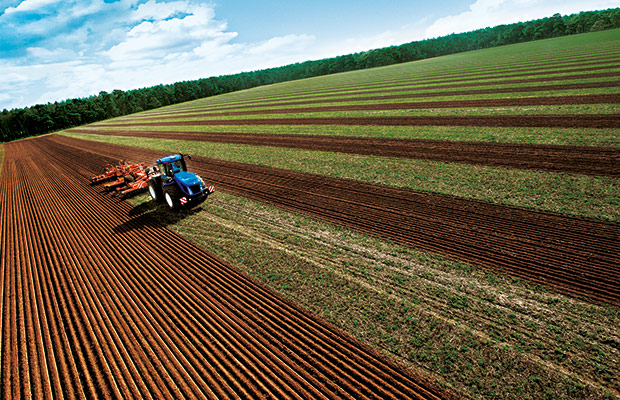 New Holland Agriculture On The Path To Zero Carbon Farming