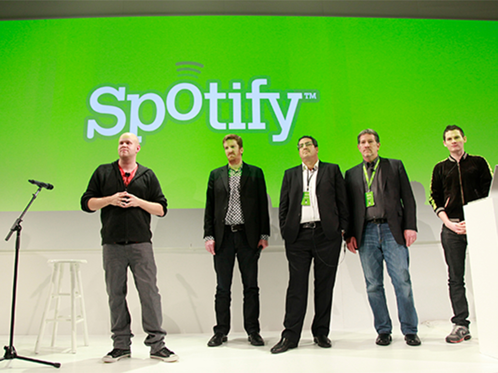 Spotify ipo date march