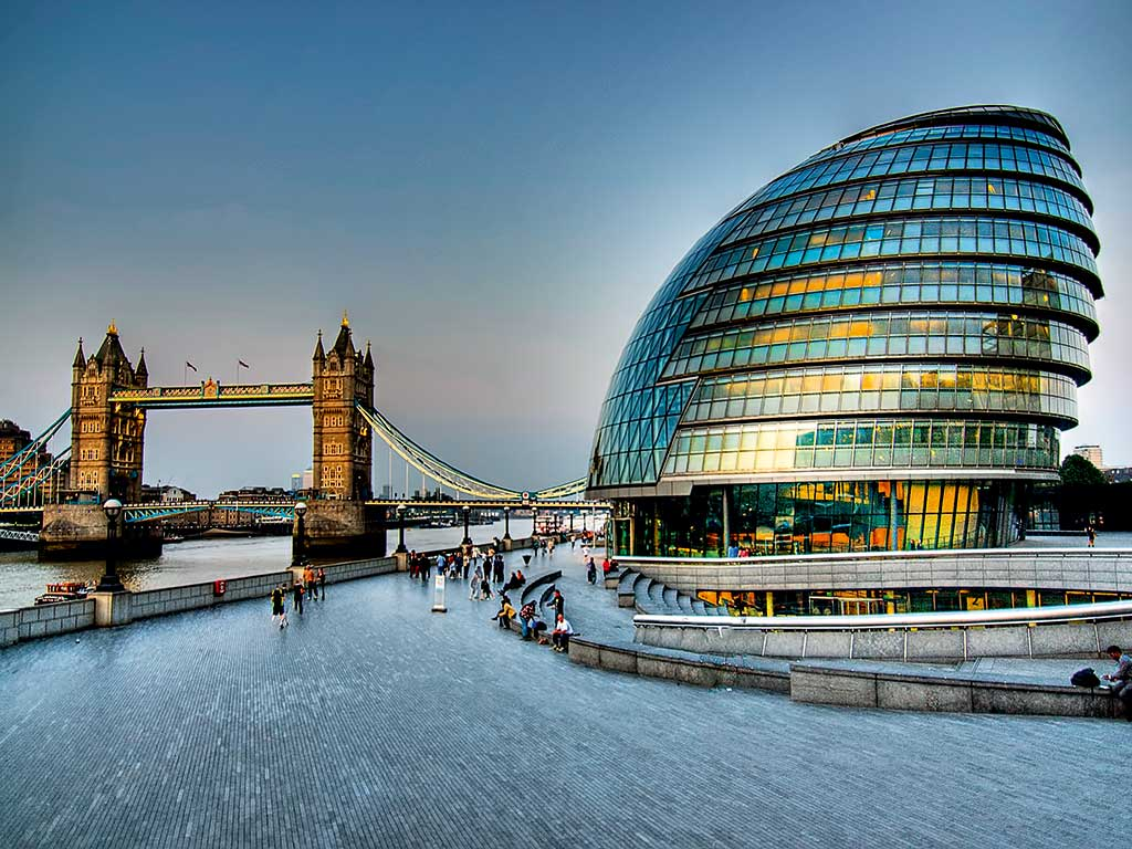 Foster partners the new economy for The best architecture firms in london