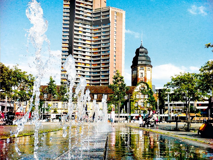 Mannheim Germany  city photos : The Manhattan of Germany: the innovative Mannheim city | The New ...