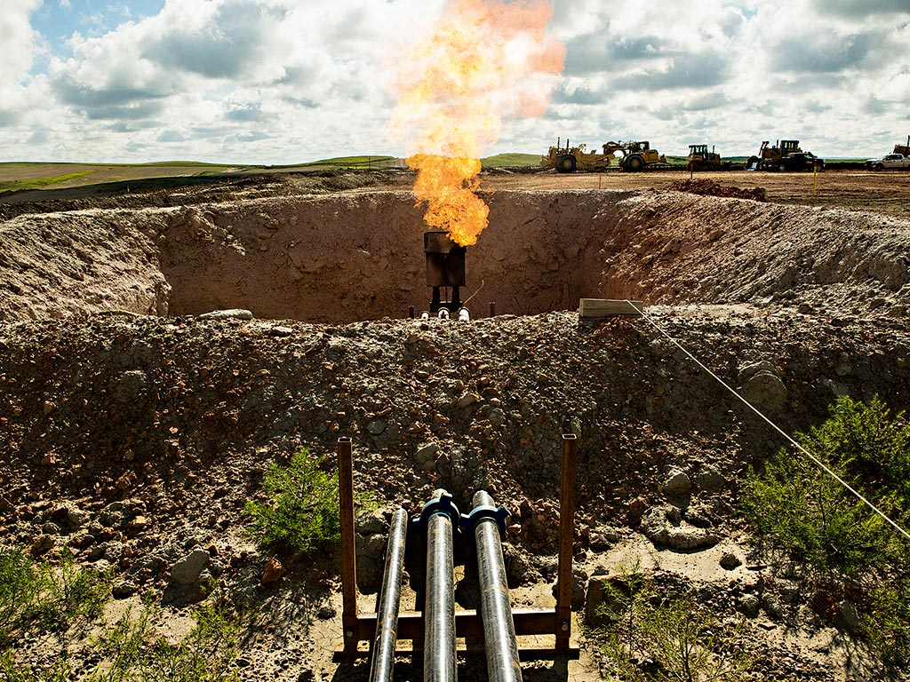 hydraulic fracturing and its effects on the Hydraulic fracturing can extend the reach of the wellbore beyond the damaged area and abate its negative effect on production hydraulic fracturing extends the reach of the wellbore far into the formation.