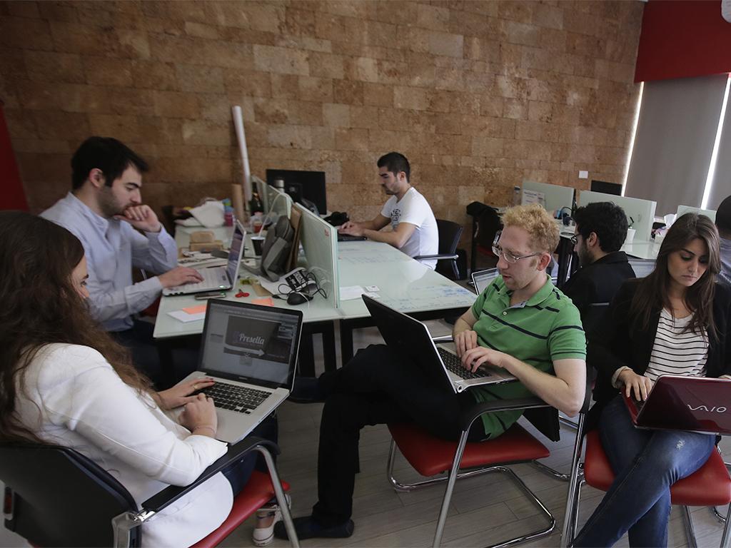 technology incubator business plan