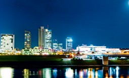 Vilnius is one of the most populous and satisfied cities in the Baltic region. Its advancements in lighting, engagement and transport have also made it one of The New Economy's top smart cities