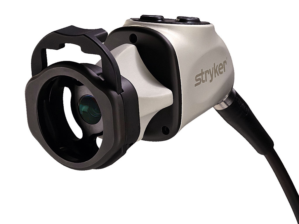 Stryker's 1488 Endoscopic Camera a 'game changer' for healthcare