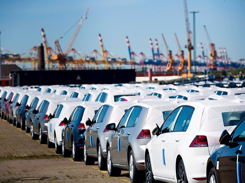 Germany's automotive industry goes from strength to strength – The New  Economy