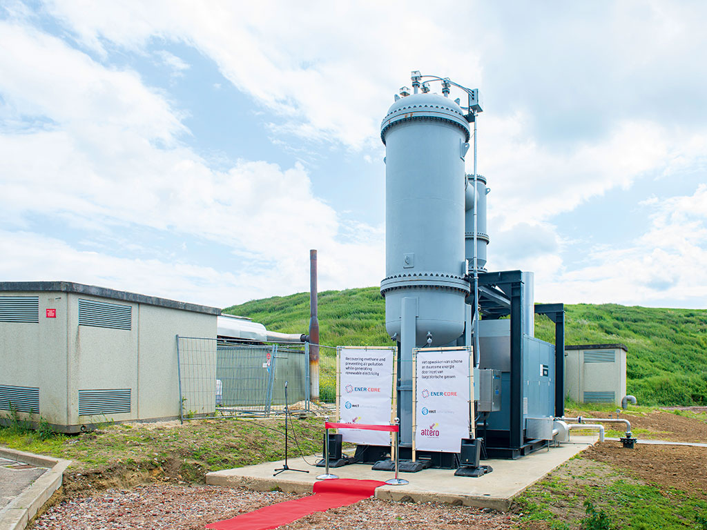 Just as pressure is being cranked up for methane regulations, Ener-Core, winner of the New Economy 2014 Award for Best Air and Environment Solutions, has stepped in with ground-breaking technology