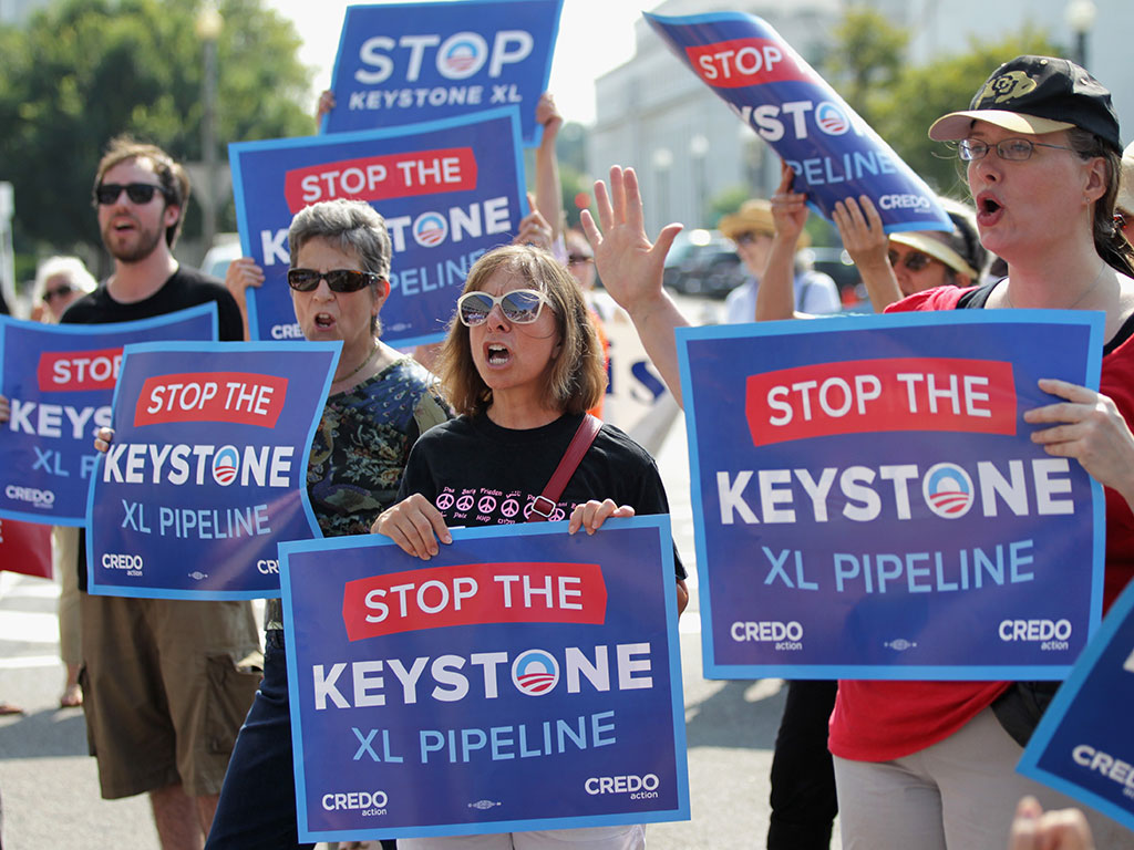 the keystone xl pipeline Keystone xl pipeline just cleared one of its final hurdles despite a massive leak by alexander c kaufman nebraska state regulators voted to approve the pipeline, but rejected the proposed route.