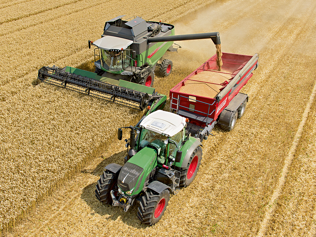 Agco Leads The Way For Precision Farming The New Economy