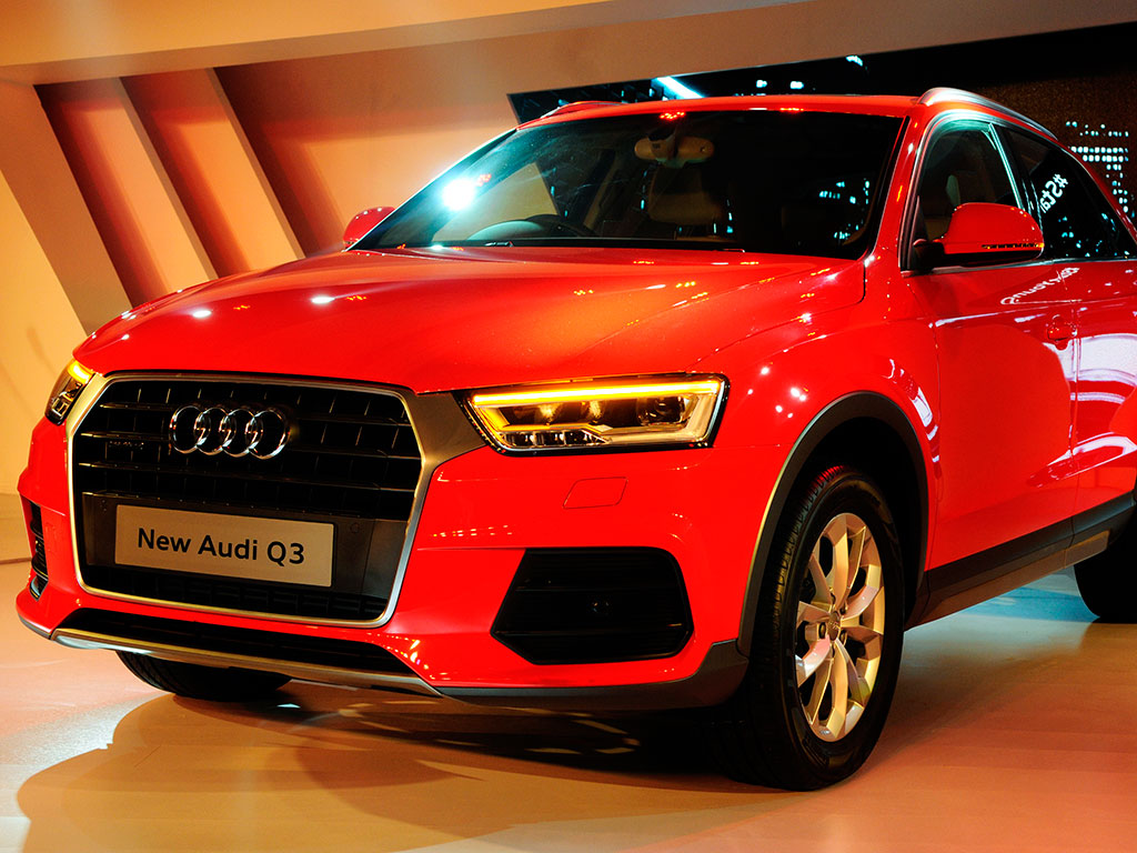 Audi Takes On Tesla With Electric SUV