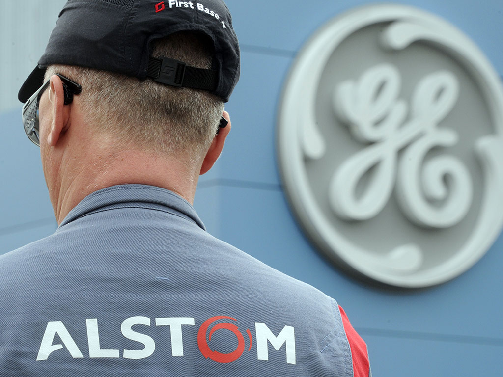 The merging and acquisitions of the companies alstom and general electric and its effects