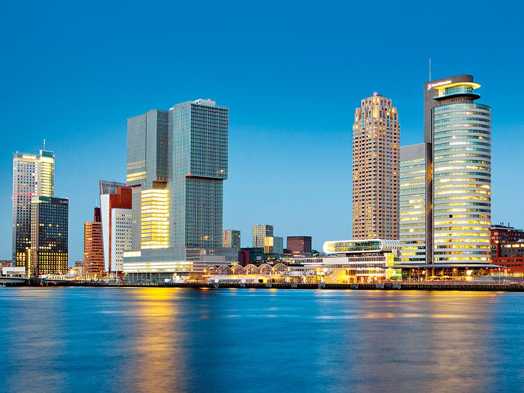 Smart City Challenge >> Rotterdam's future shines bright | The New Economy