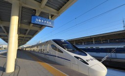 New high-speed rail between Beijing and Tehran will bring the two states closer together
