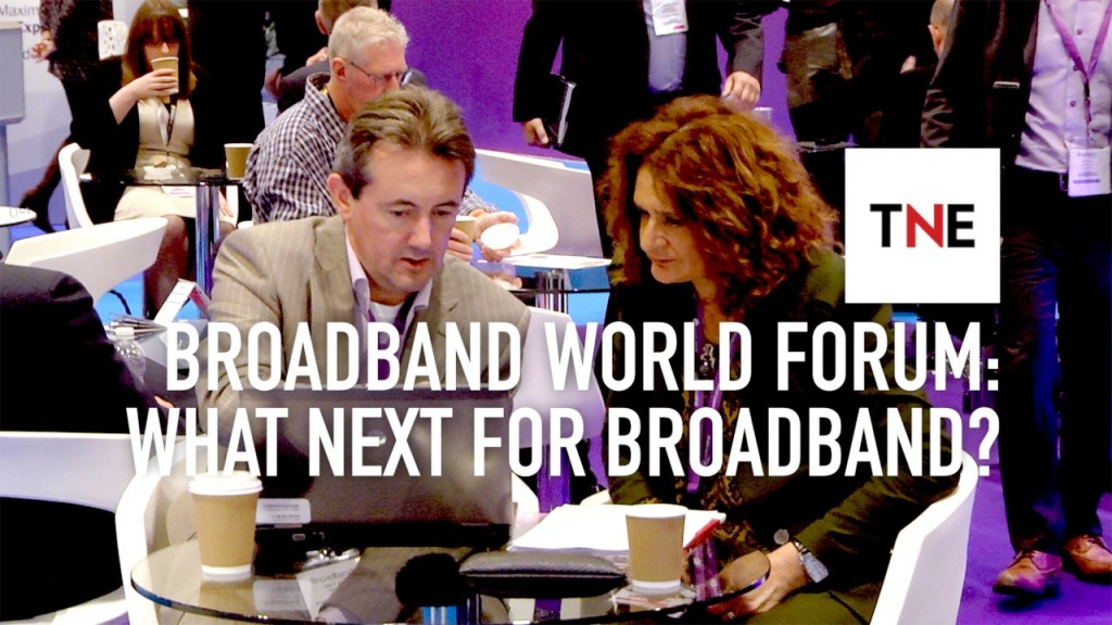 Broadband network experts at the Broadband World Forum forecast the future of the industry