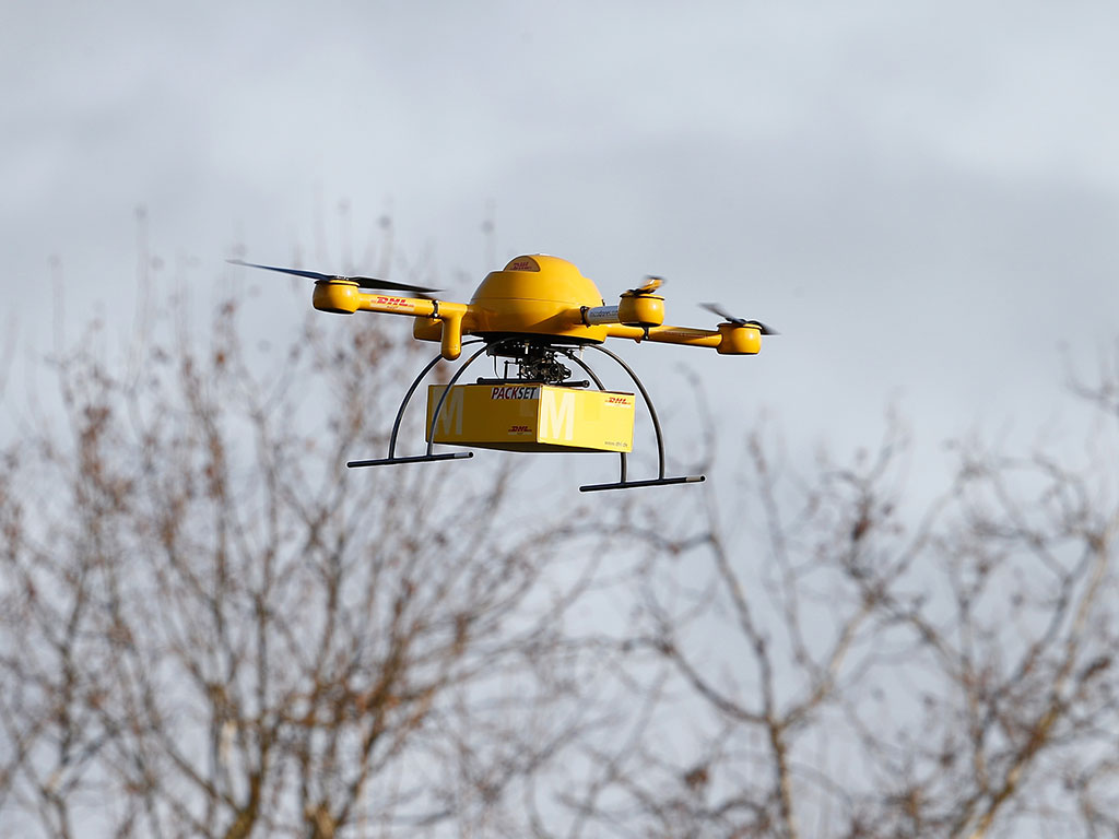 Delivery drones are a major research area for Amazon, with the UK one of the destinations of focus for the project