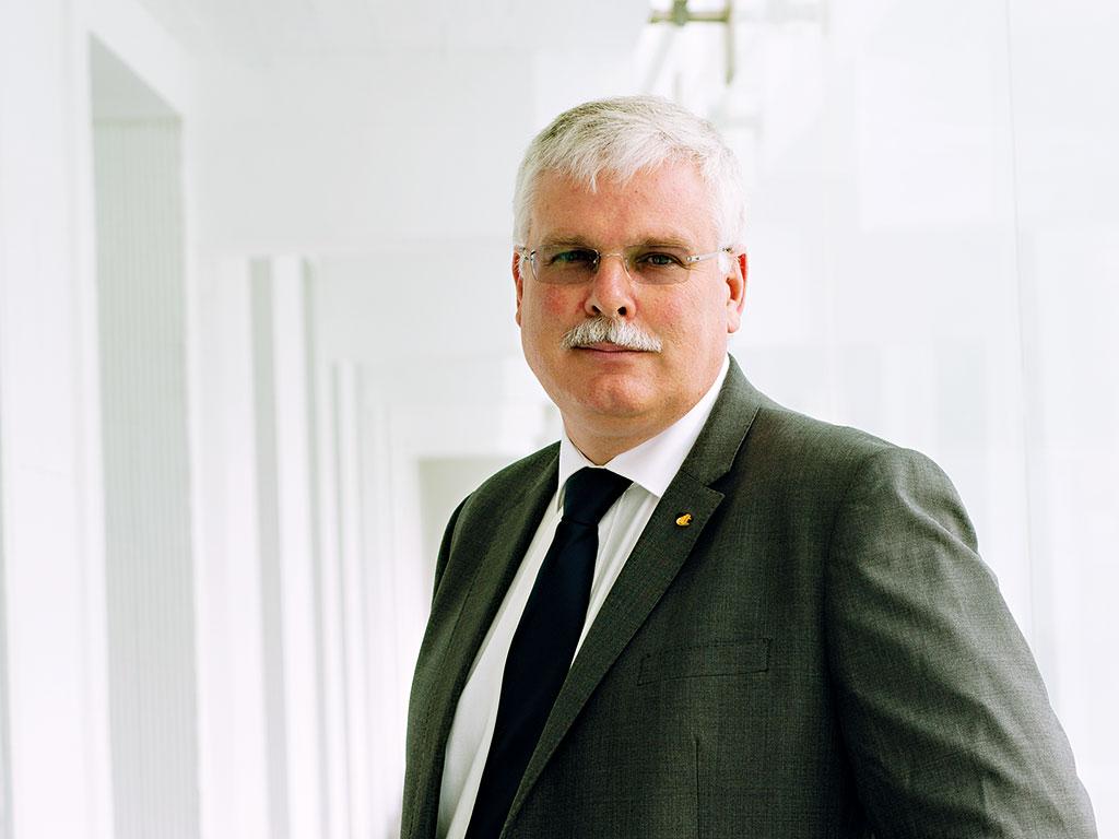 Tom Strang, Carnival Corporation's Senior Vice President of Maritime Affairs