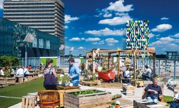 Scientists, business leaders and healthcare professionals must collaborate to meet the demands of tomorrow; officials from the City of Utrecht and Utrecht Science Park explain how this is done in the city and region of Utrecht