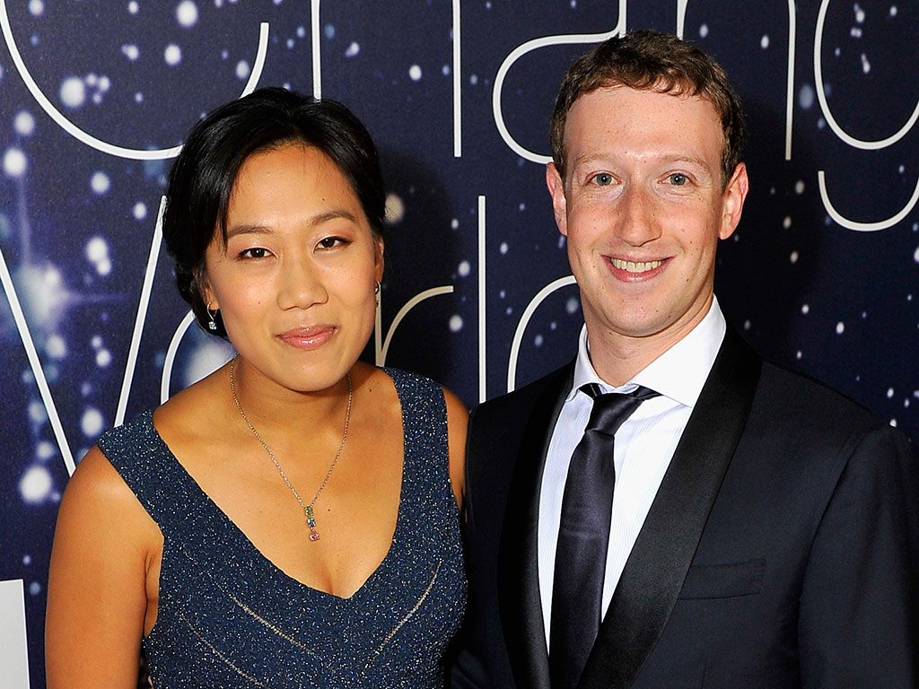 Zuckerberg Gives Away $45bn After Daughter's Birth