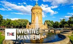 Mayor of Mannheim Dr Peter Kurz on what Mannheim is doing to attract young, innovative startups to its new technology campus