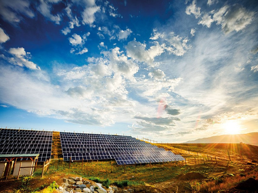 Solar Energy Is Now Competitive With Traditional Fossil