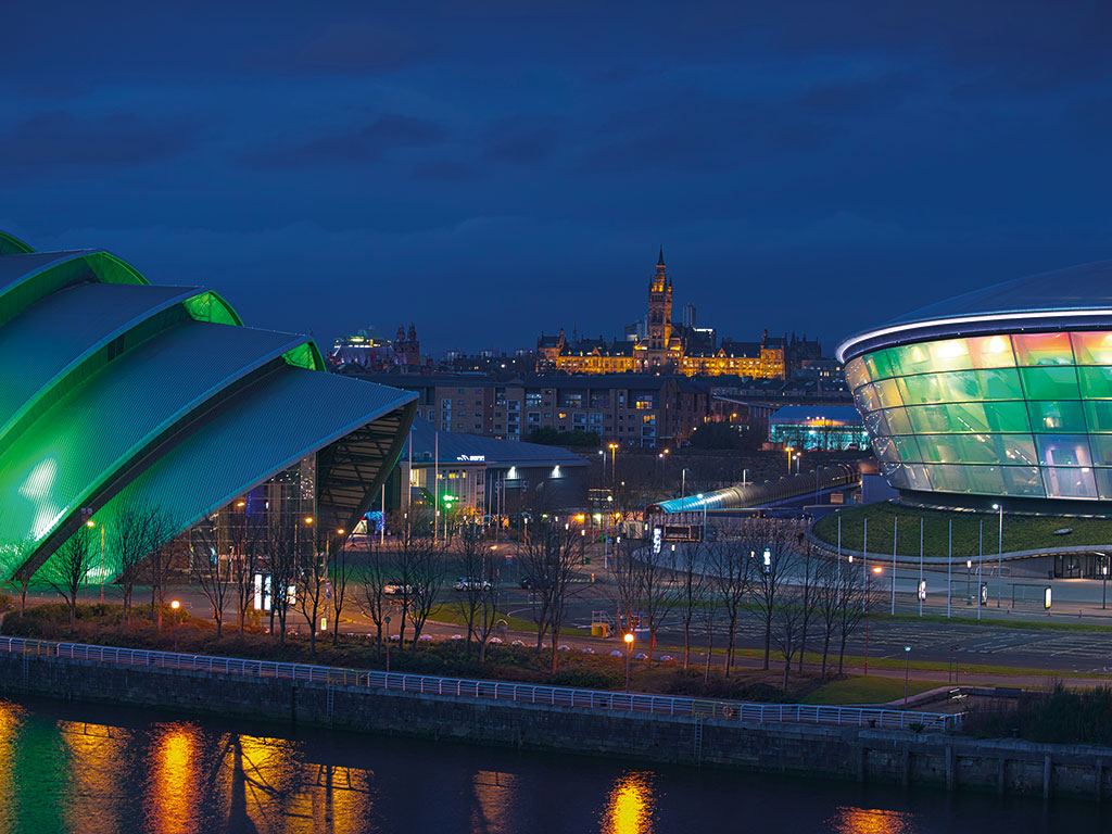 The Life Science Cluster At The Heart Of Scotland The New Economy