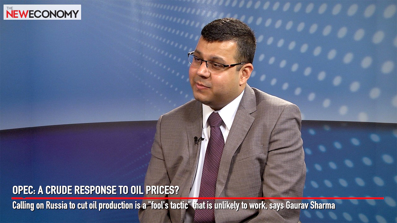 "Low oil prices are causing ripples worldwide. In response, OPEC Chief El-Badri has called for major producers to ""come up with a solution"". Is he right?"