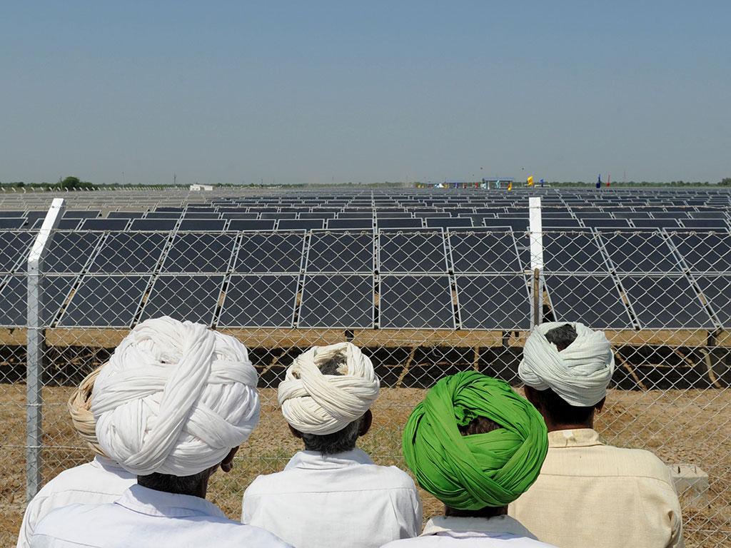 The Us Attacks India S Solar Programme The New Economy