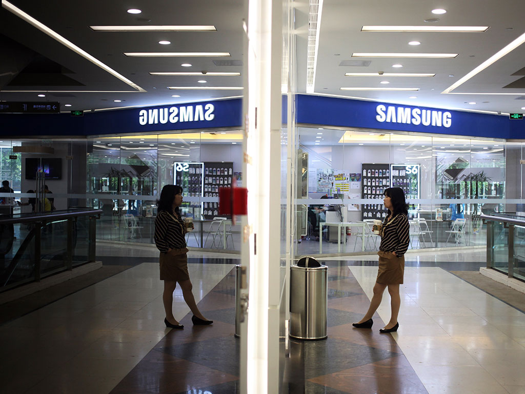 After its market share plunged in China, Samsung's mobile chief says his company's fortunes are about to turn around