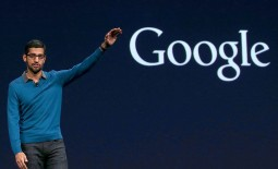 Half a year into his tenure, Google's CEO, Sundar Pichai, has been named the highest-paid executive in the US