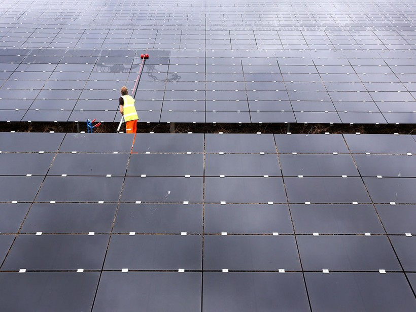 Why EU tariffs on Chinese solar panels need to end – The ...