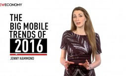 The New Economy looks at the top trends for 2016 to hit the world of mobile