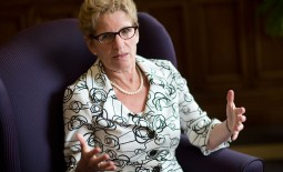 Ontario is divided over the decision of its provincial government to implement a carbon-pricing scheme