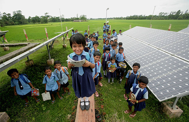 India's new solar power agreement with the World Bank paves the way for the developing nation to lift ever more citizens out of poverty and meet climate targets at the same time