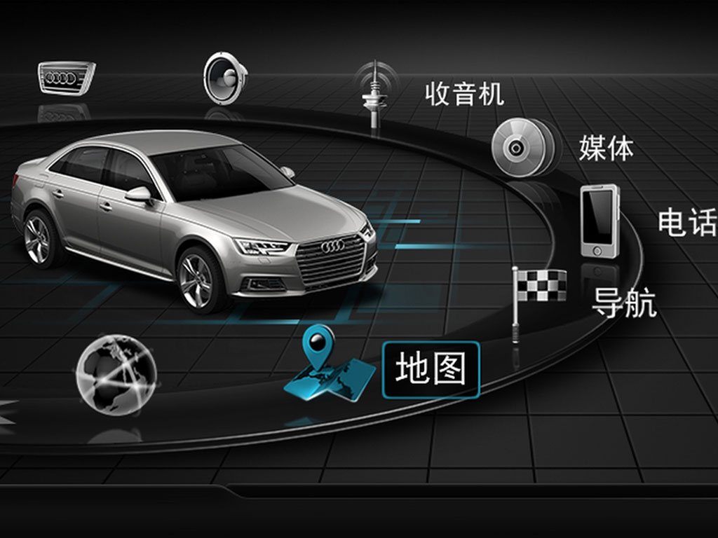 audi joins forces  chinese tech giants   economy