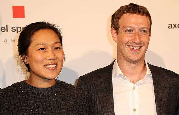 """Facebook founder Mark Zuckerberg and wife Priscilla Chan launch Chan Zuckerberg Science to """"cure, prevent or manage all disease"""""""