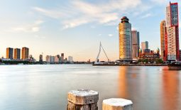 From the creation of innovation districts, to the deployment of drones to collect waste, Rotterdam is aiming for the smart city gold standard