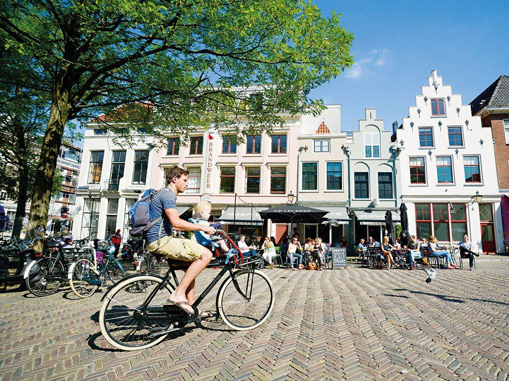 Healthy urban living in Utrecht