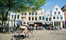 With urbanisation continuing apace, Utrecht is leading the way in finding solutions to how to live healthily in a city