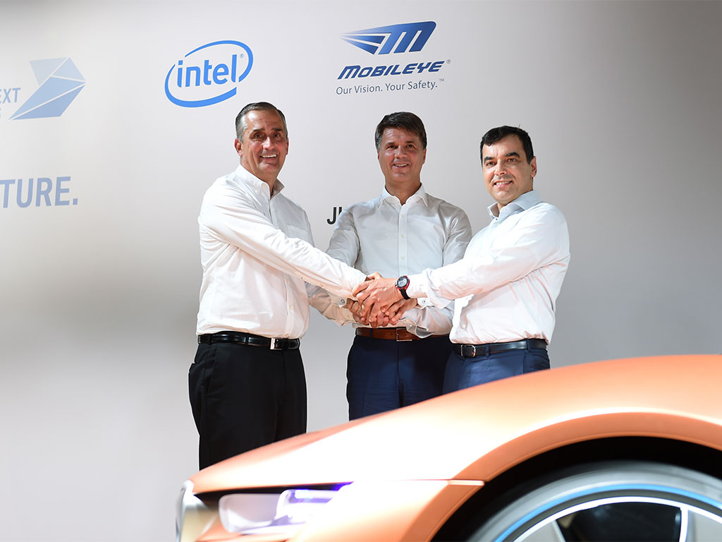 By unveiling plans to acquire autonomous car technology firm Mobileye, Intel is staking an aggressive claim to the market for self-driving rides