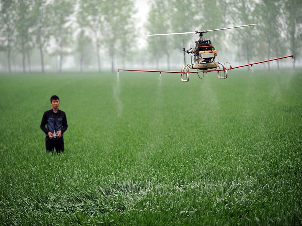 In the process of disrupting agriculture, airborne drones are experiencing growing pains. Fortunately, a new generation of entrepreneurial farmers could help them take off