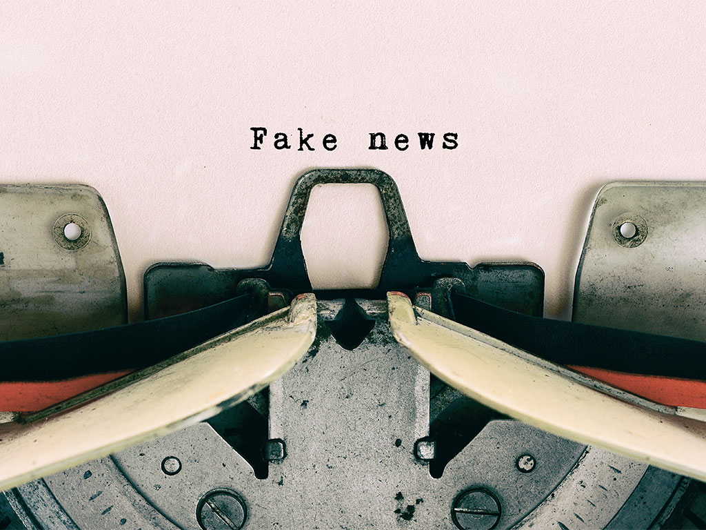 Fake news is a growing problem, particularly during political campaigns
