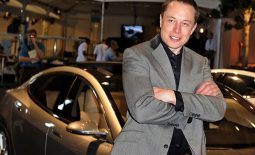 Shares in electric car manufacturer Tesla are booming, thanks to record vehicle sales