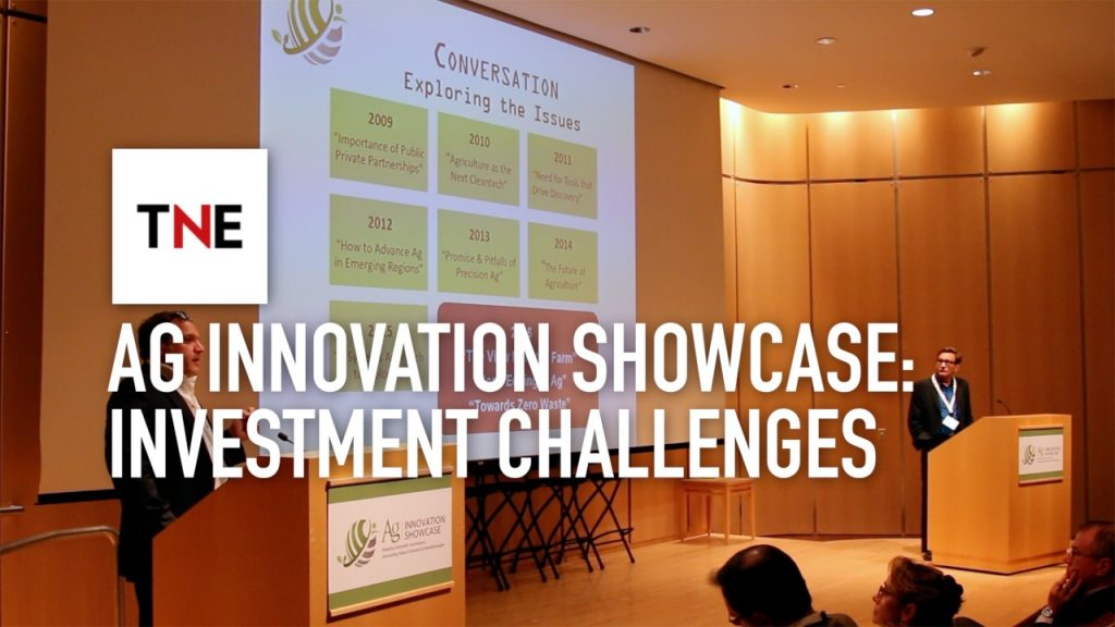 What are the unique challenges for agricultural start-ups seeking investment?