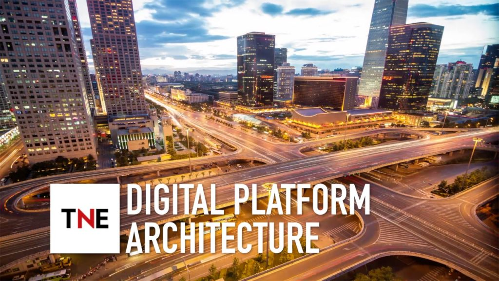 Boas Betzler explains how the architecture of platform is key in the digital revolution