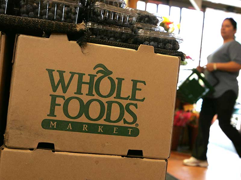 Whole Foods CEO says brand's standards intact under Amazon