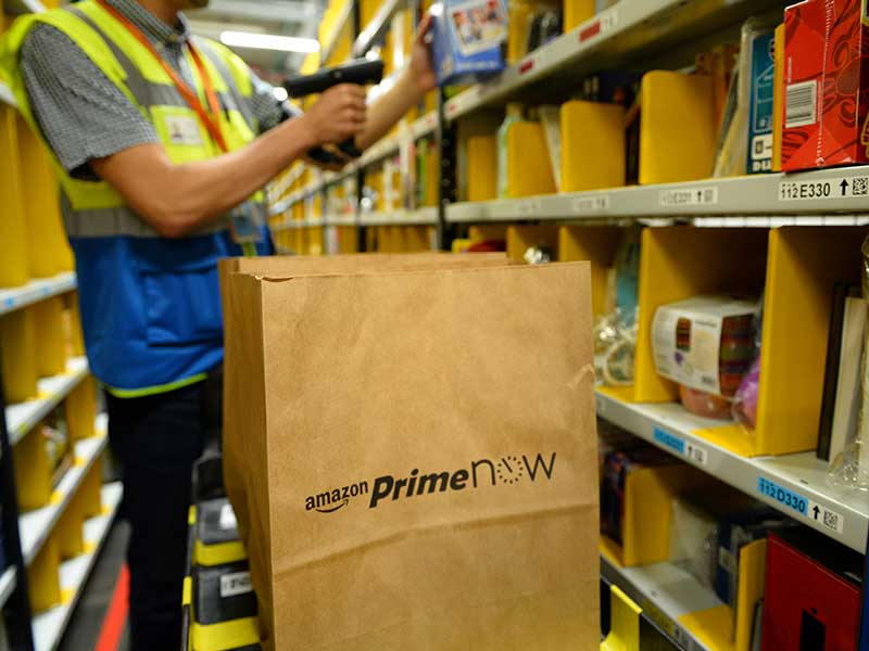 Amazon enters Singapore with Prime Now launch